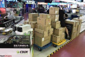 Майнинг магазин ив Шэньчжэне, поркупайте майнеры